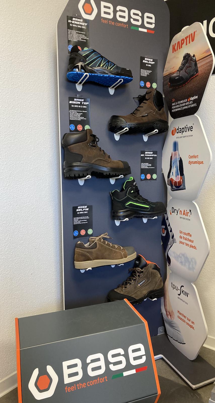 chaussures sécurité acb com